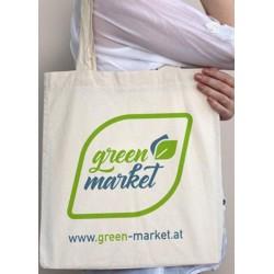 green market Tragetasche