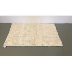 Handgewebter Wollteppich, 120 x 170 cm