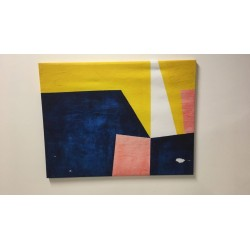 Leinwanddruck, 120 x 90 cm