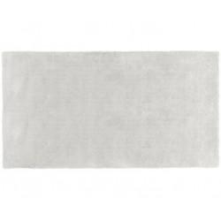 Hochflorteppich hellgrau, 300 cm x 400 cm