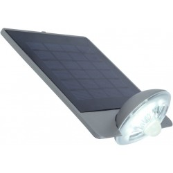 Outdoor-Solar-LED-Wandleuchte