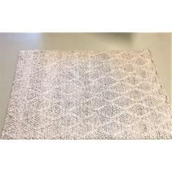 Handgefertigter Wollteppich, 120 cm x 170 cm