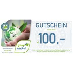 €100 Gutschein Marktplatz...