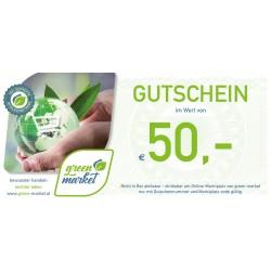 €50 Gutschein Marktplatz...