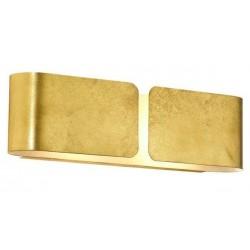 Wandleuchte - Gold