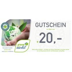 €20 Gutschein Marktplatz...