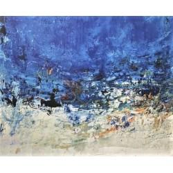Leinwandbild Winter, 100 x...