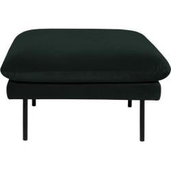 Sofa - Hocker aus Samt