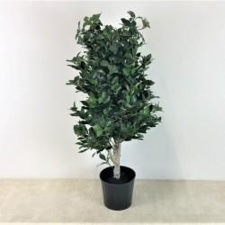 Kunstpflanze im Topf, H 120 cm