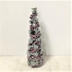 Dekobaum mit Beeren, H 63 cm