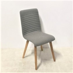 Dining Chair Hanna grau