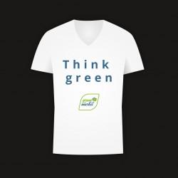 "T-Shirt ""THINK GREEN"""