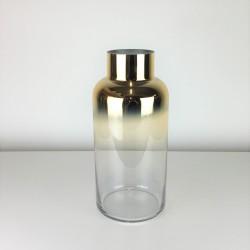 Vase - gold, Ø