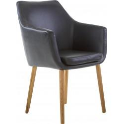 Armlehnen-Stuhl