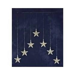 Deko - Leuchte - Sterne
