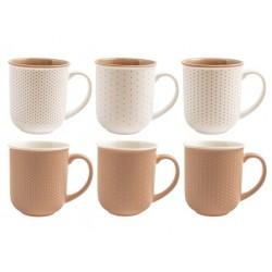 Kaffeebecher, 6 Stk