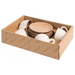 Kaffeetassen-Set, 8tlg