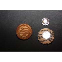 AHK Holz Pin