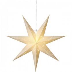Leucht-Weihnachtsstern mit...