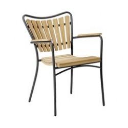 Garten -  Armlehnstuhl aus...