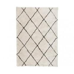 Hochflor - Teppich, 160 x...