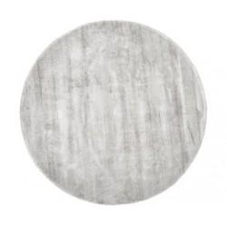Viskoseteppich, Ø 120 cm